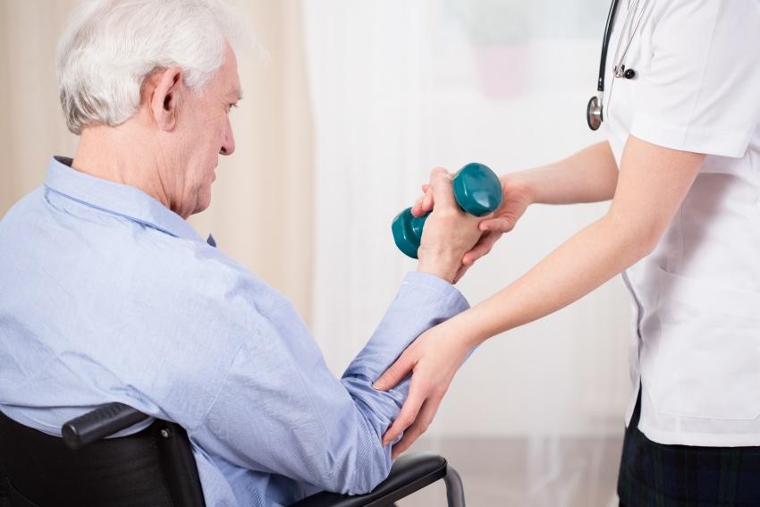 Oefentherapie bij Multiple Sclerose (MS)